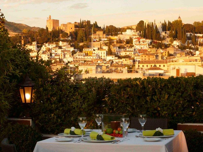 Hotel con encanto en Granada