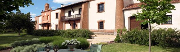 Hoteles rurales en Segovia