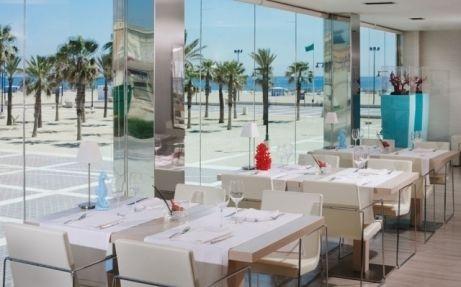 Hotel Balneario Las Arenas en Valencia