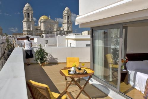 Hotel Argantonio en Cádiz