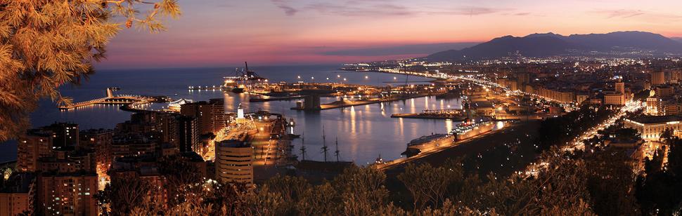 Hoteles en Málaga centro