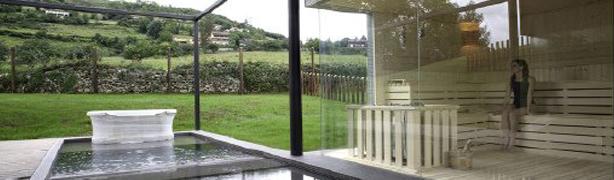 Hotel Balneario con encanto en Oviedo