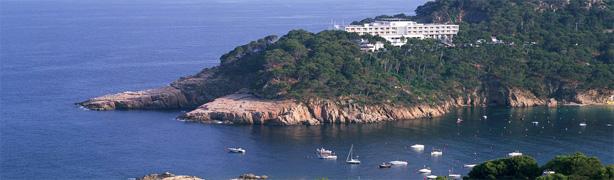 Hoteles en Begur