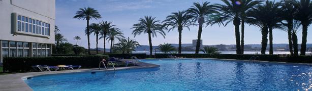 Hoteles en la costa en Alicante