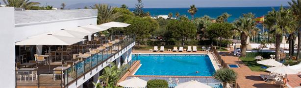 Hotel con encanto en Almería