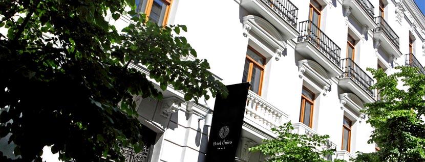 Hotel Boutique de lujo en el Centro de Madrid