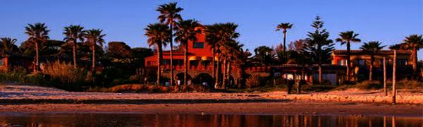 Hoteles con encanto en Tarifa