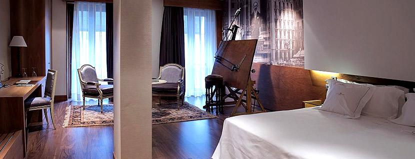 Hotel en Pamplona