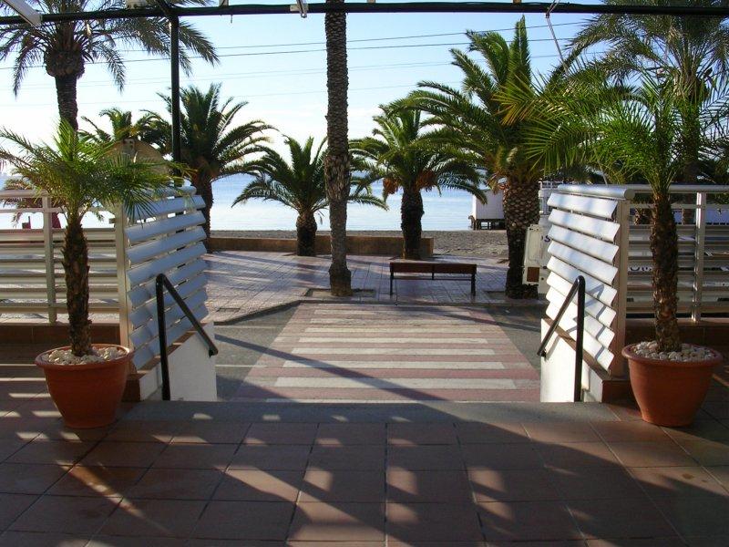 Hotel Neptuno en La Manga