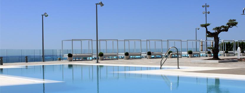 Hotel con Encanto en Málaga. Hotel Hydros