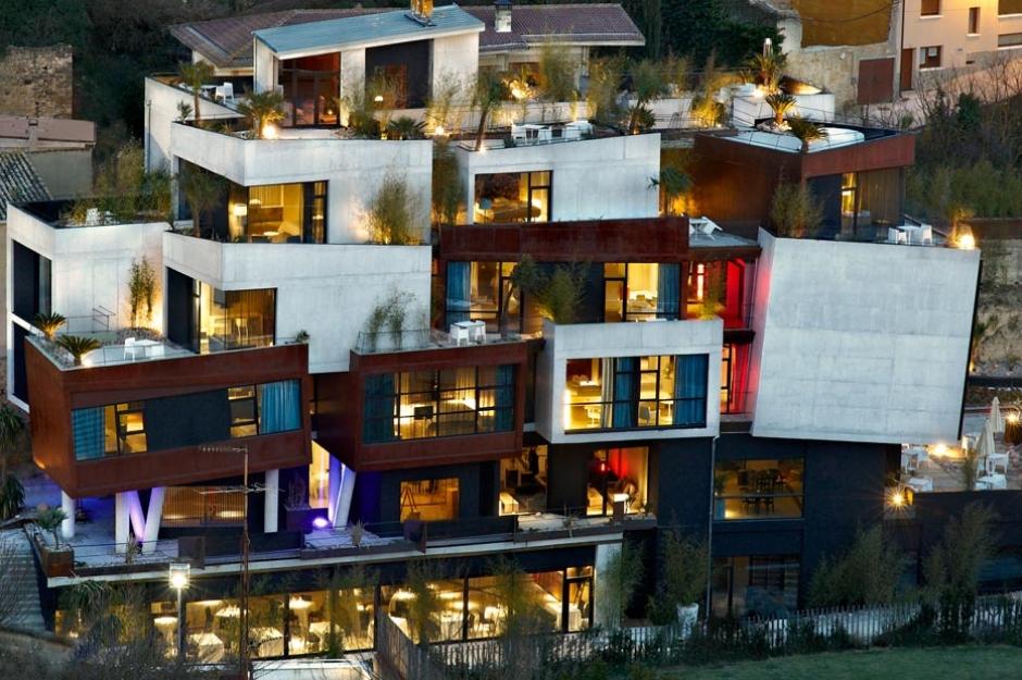 Hoteles con encanto en Álava