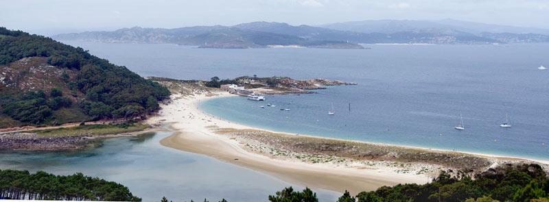 visitar las Islas Cíes en verano