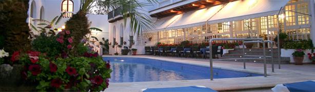 Hotel con encanto en Chipiona