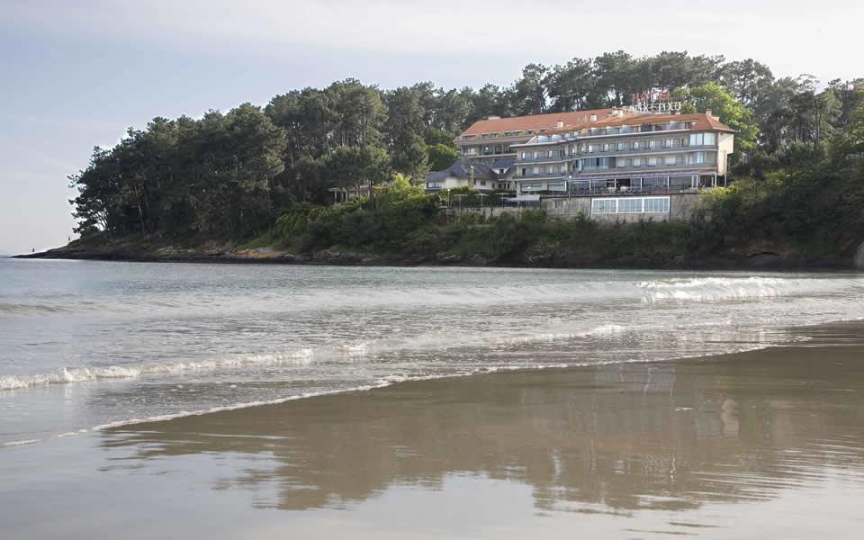 Hotel con Encanto en Sanxenxo. Gran Talaso Spa