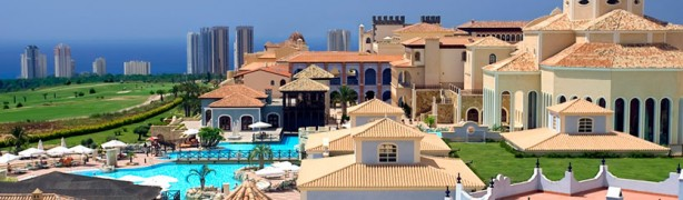Hoteles con encanto en Benidorm