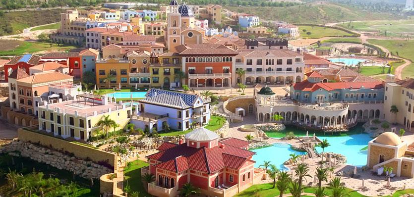 Hoteles de lujo en Benidorm