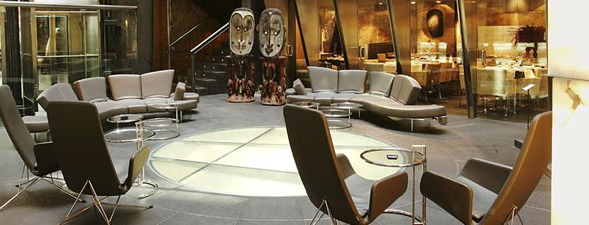 Hoteles con Encanto en Madrid. Hotel Urban
