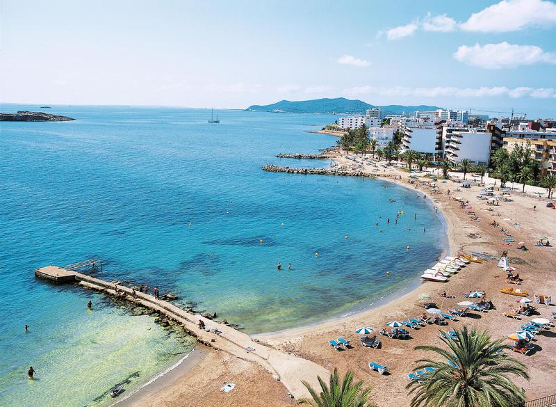 playa de Figueretas