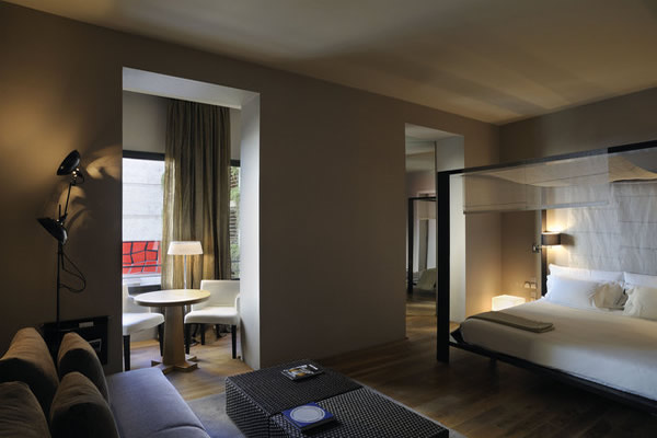 Hoteles en el centro de Barcelona