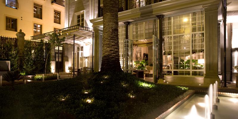 Hotel con Encanto en Granada. Hotel Villa Oniria