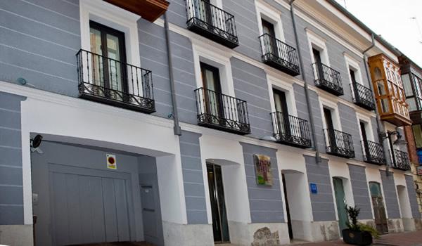 Hotel en el centro de Valladolid