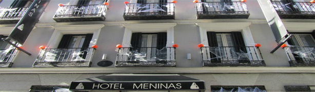 Hoteles para Halloween en Madrid