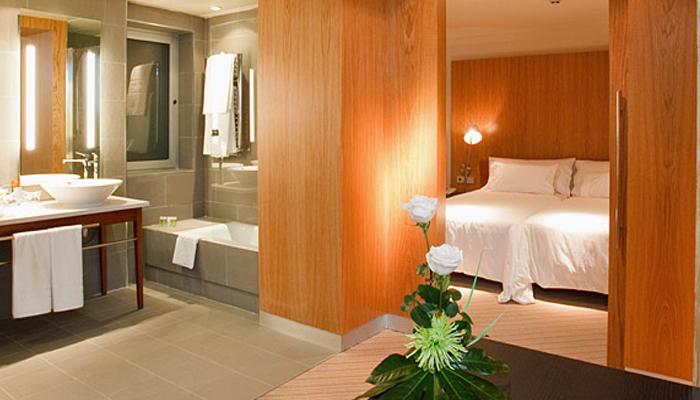 Hoteles con Encanto en Zaragoza. Hotel Alfonso