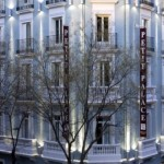 Hoteles en Madrid. Petite Palace Art Gallery