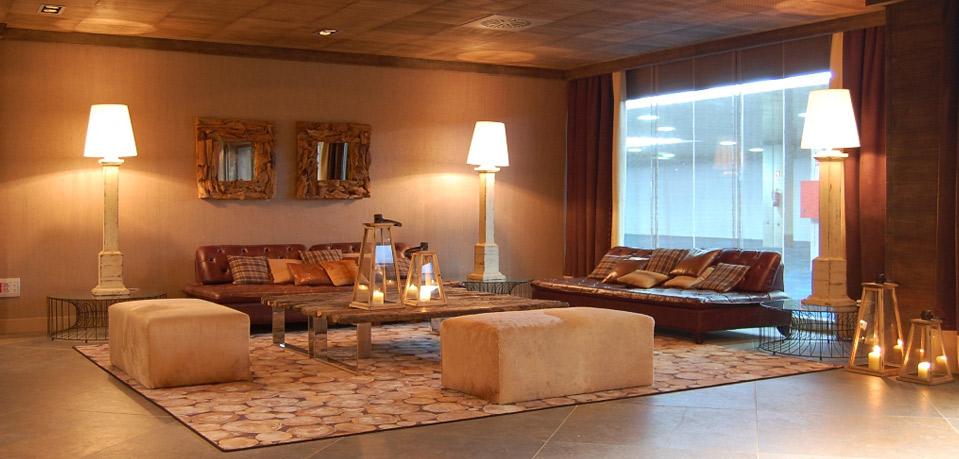Hoteles con Encanto en Baqueira. Hotel Val de Neu