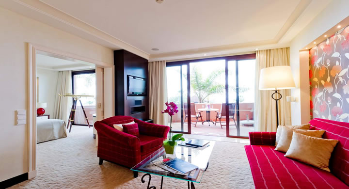 Hoteles para Vacaciones en Marbella. Kempinski Hotel Bahía