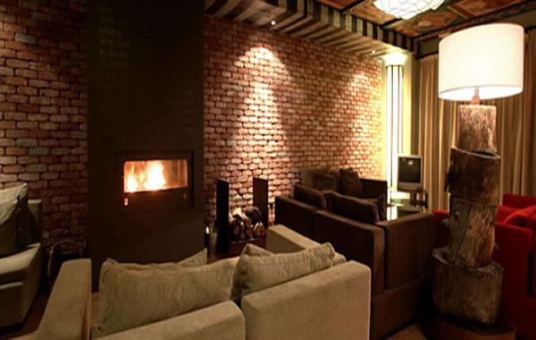Hoteles con encanto en Huesca. Hotel Santa Cristina