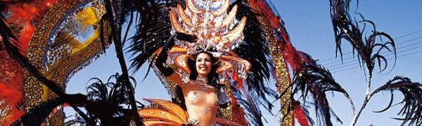 Escapada a Tenerife en Carnaval