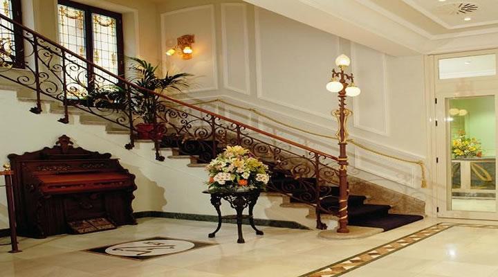Destinos para Semana Santa 2013. Hoteles con Encanto Hotel Horus