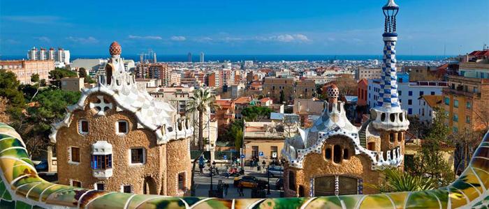Cinco destinos para Semana Santa Barcelona