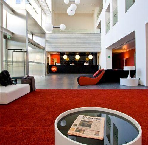 Hoteles 3 estrellas en Madrid