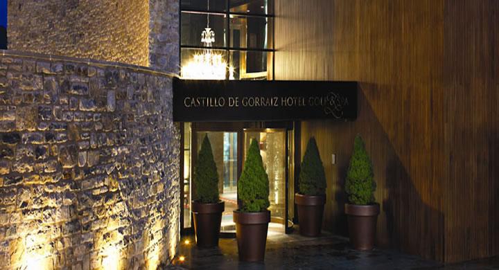 Hotel para Vacaciones en Pamplona. Castillo de Gorraiz