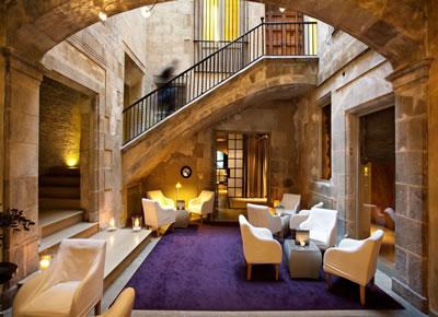 Hoteles con encanto para Escapadas Románticas. Hotel Neri
