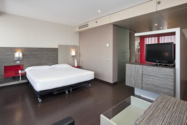 Hoteles en la playa en Barcelona