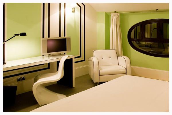 Hoteles con encanto en Málaga centro