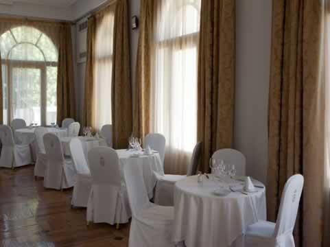 Hoteles para celebraciones en El Escorial