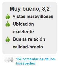Comentarios Hotel Hiberus en Zaragoza