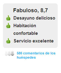Comentarios Hotel Meninas en Madrid