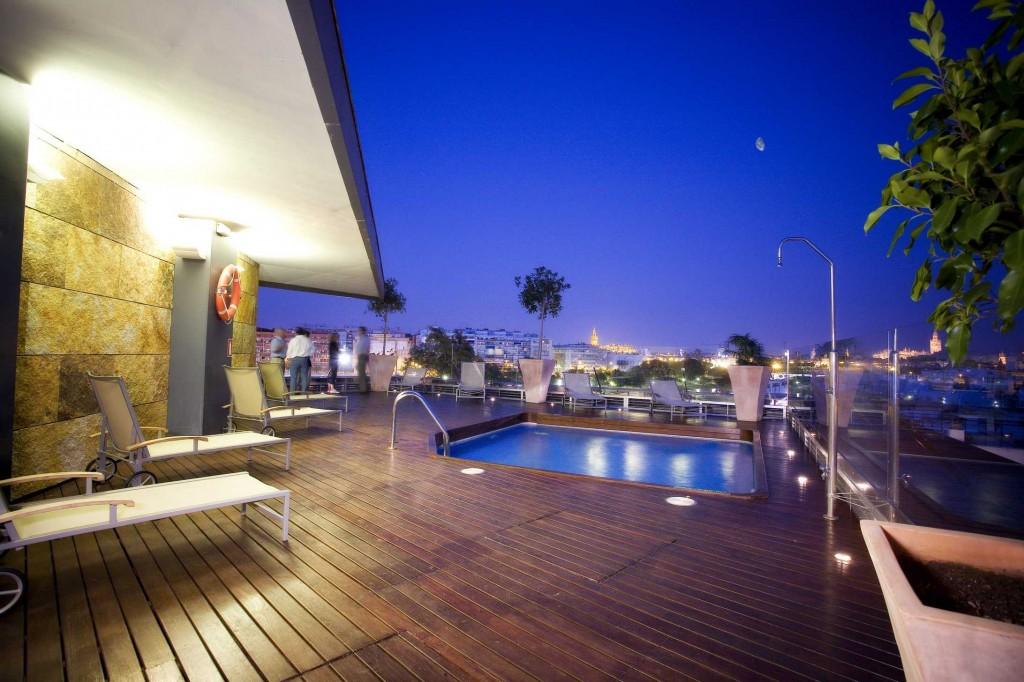 Hotel con encanto en Sevilla