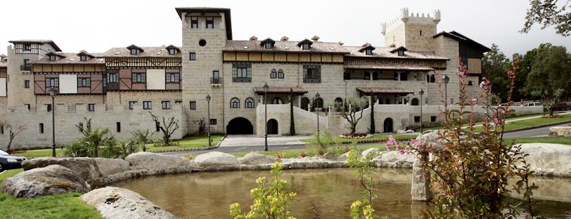 Hotel Spa En Salamanca Hotel Abadia De Los Templarios Hoteles Con Encanto
