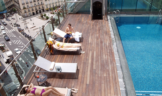 Hotel Mercure en Madrid