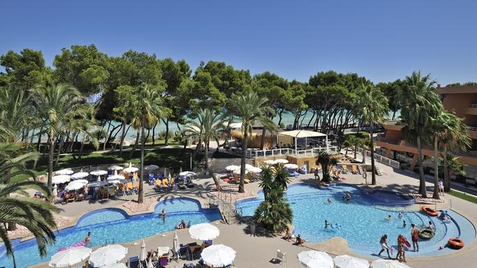 Hoteles todo incluido en Mallorca