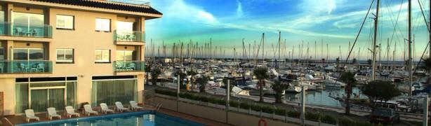 Hoteles con piscina en Sitges