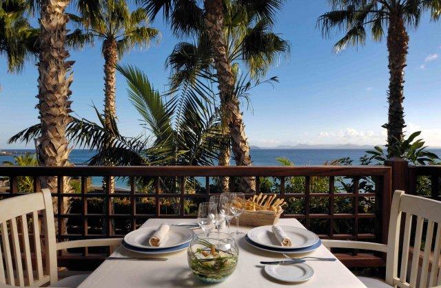 Hoteles de lujo en Lanzarote