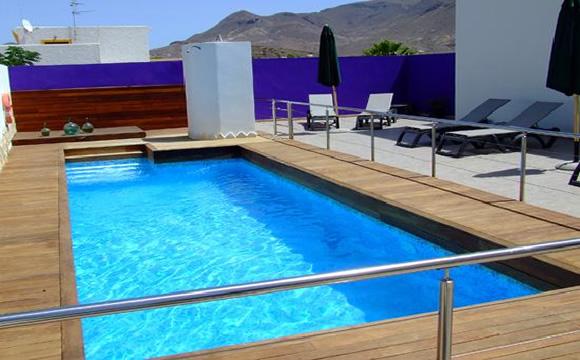 Hotel con Encanto en Almeria. Hotel MC San José