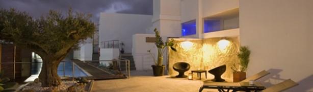 Hotel con Encanto en Almería. Hotel MC San José